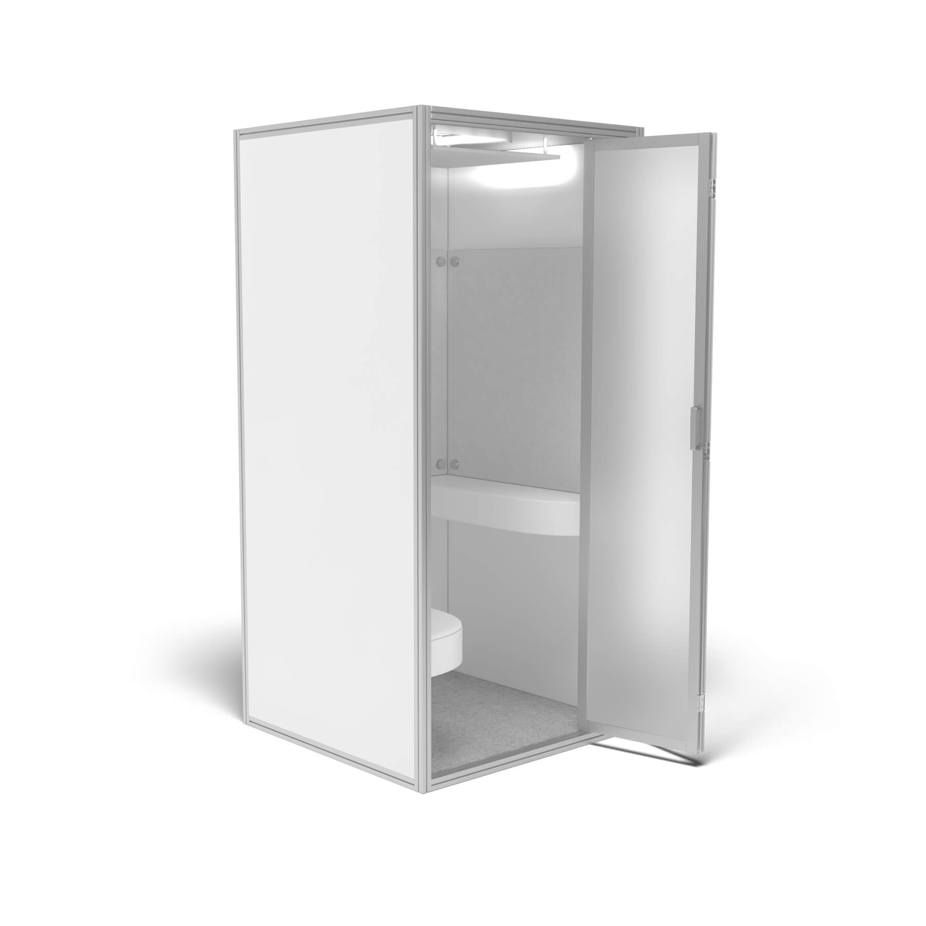 cubicall - modern phone booth