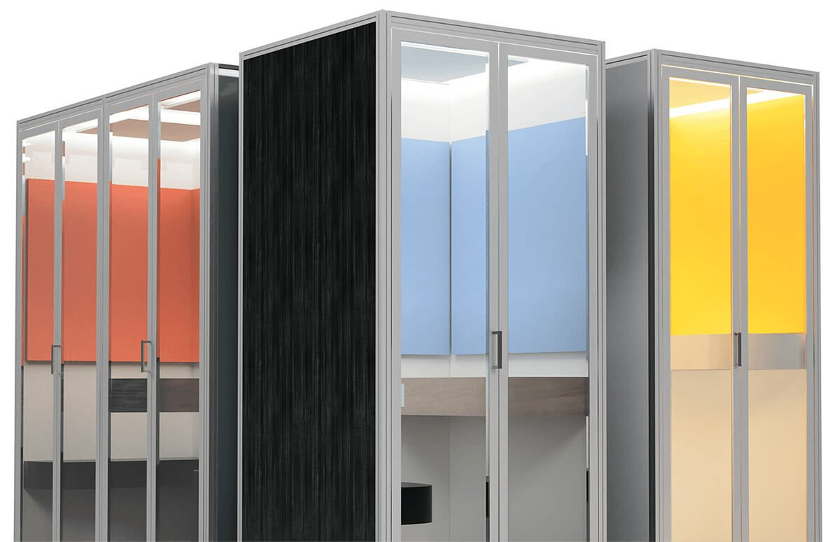 Cubicall Custom Phone Booths