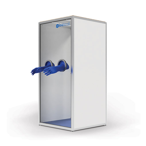Cubicall Medical Testing Booth
