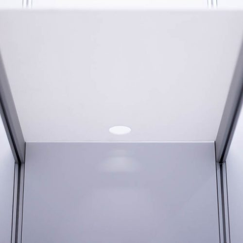 Cubicall Exam Pod - Adjustable Equipment Shelf