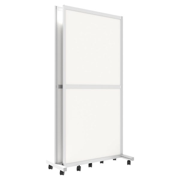 Cubicall Barrier rolling divider 3-panel 1
