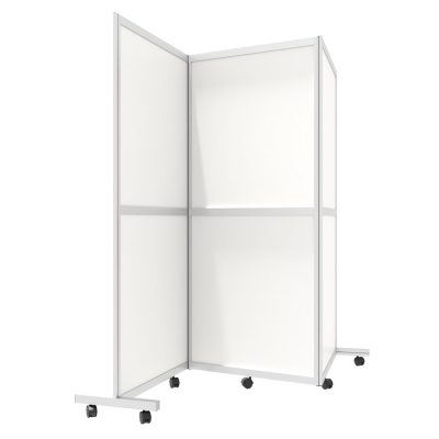 Cubicall Barrier rolling divider 3-panel 2