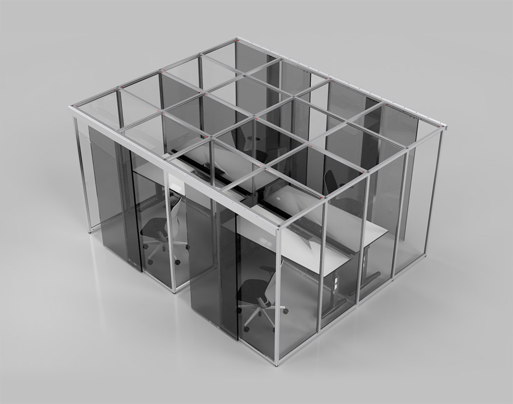 Cubicall Matrix Workspace Solution