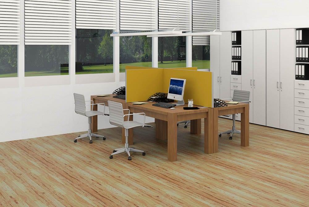 Desktop Divider, Four-way