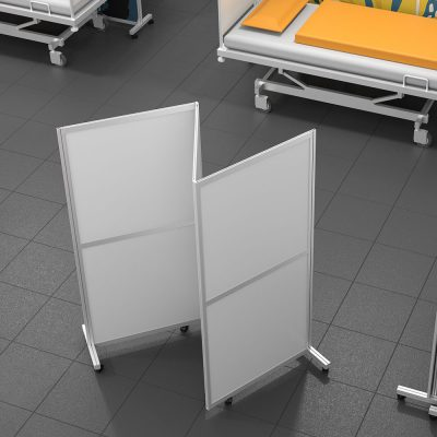 Folding, Rollable Divider