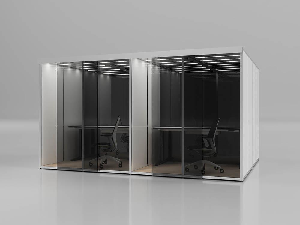 Custom Isolated Workspaces