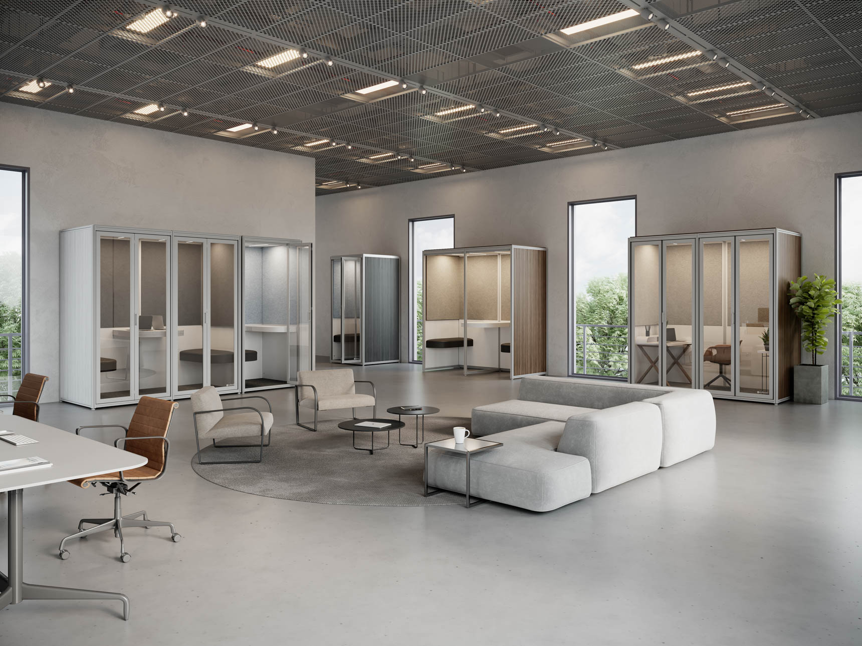Cubicall Office Privacy & Healthcare Isolation Solutions